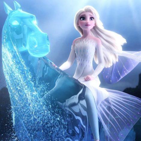 【冰雪奇緣2】敲破公主的神話