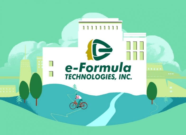 e-Formula 廣告動畫製作