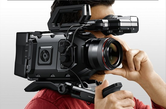 2015NAB-Blackmagic URSA Mini