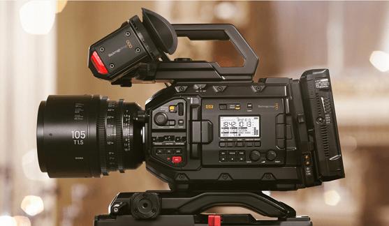 Blackmagic 發表新攝影機 URSA Mini Pro 4.6K G2