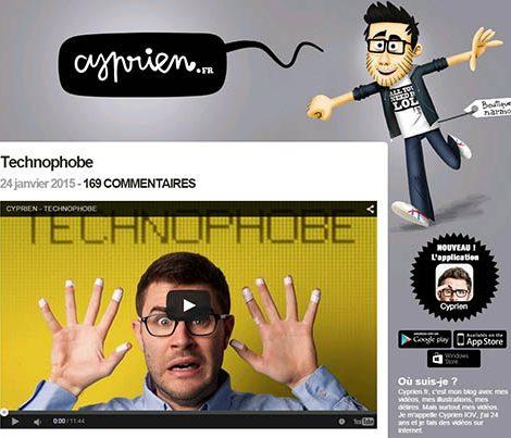 科技恐慌症-CYPRIEN-TECHNOPHOBE