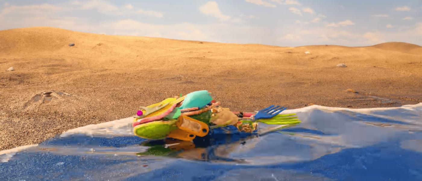 【不要讓垃圾魚充斥海洋!】環保逐格動畫