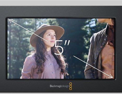 Blackmagic Video Assist / Blackmagic 監控螢幕
