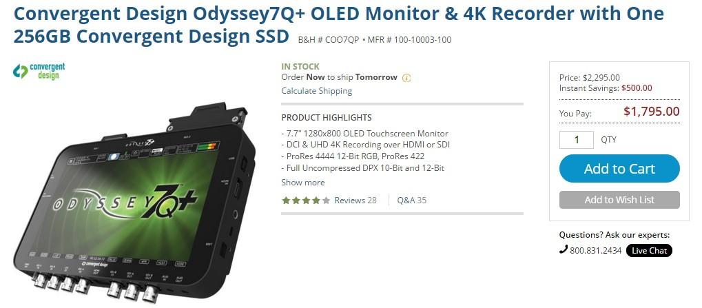 Odyssey7Q