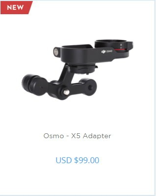 Osmo-X5 Adapter