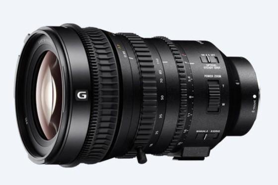 Sony新G鏡 18-110mm f/4