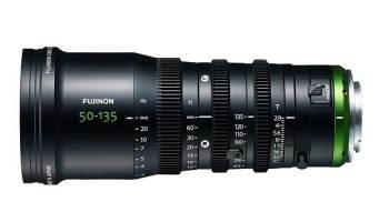 Fujinon Cine 18-55 T/2.9 MK E Mount Lens /富士電影鏡18-55 T2.9