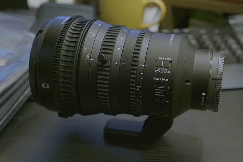 Sony 18-110mm  新鏡購入