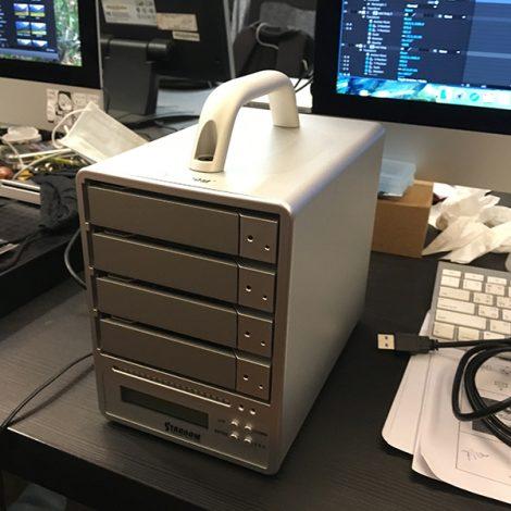 3DAY影像工作室-儲存與備份方案