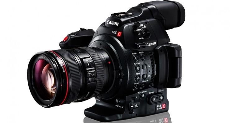 Canon C200 電影攝影機