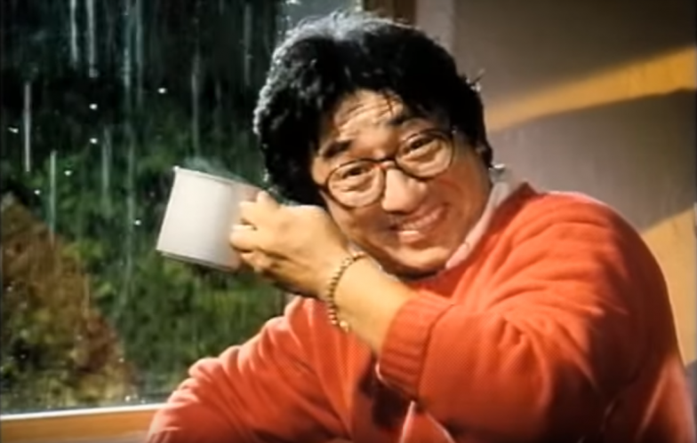 孫越經典廣告—「好東西要和好朋友分享」,成為台灣經典不敗的老廣告