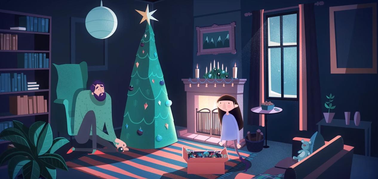 【如果聖誕老公公得了失智症?】呼籲社會大眾正視老年癡呆議題