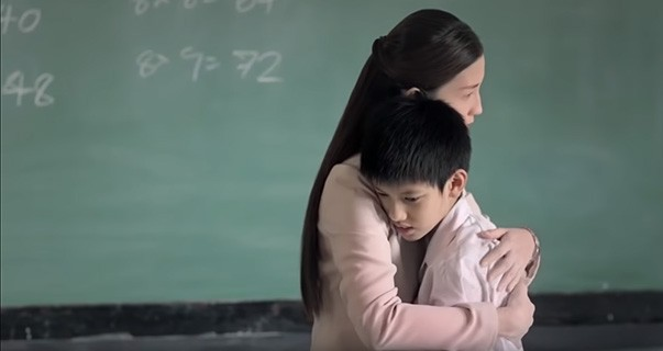 泰國感人廣告「老師是學生一輩子的貴人」