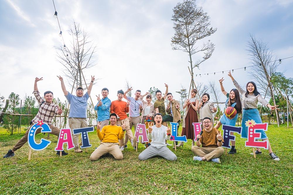 國泰達人露營活動紀錄