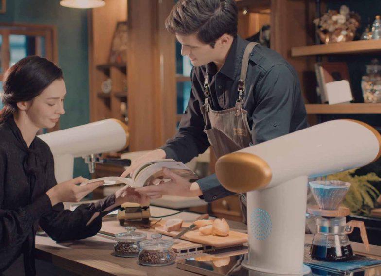 2018 KLUB 咖啡機廣告