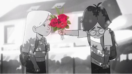 【獻上特別的花朵】美國網路花店 Teleflora 2019情人節廣告