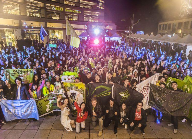 2017ingress台北活動紀錄