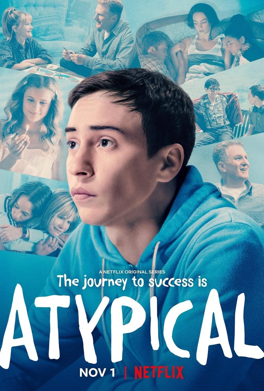 【影集分享】《Atypical》-異類