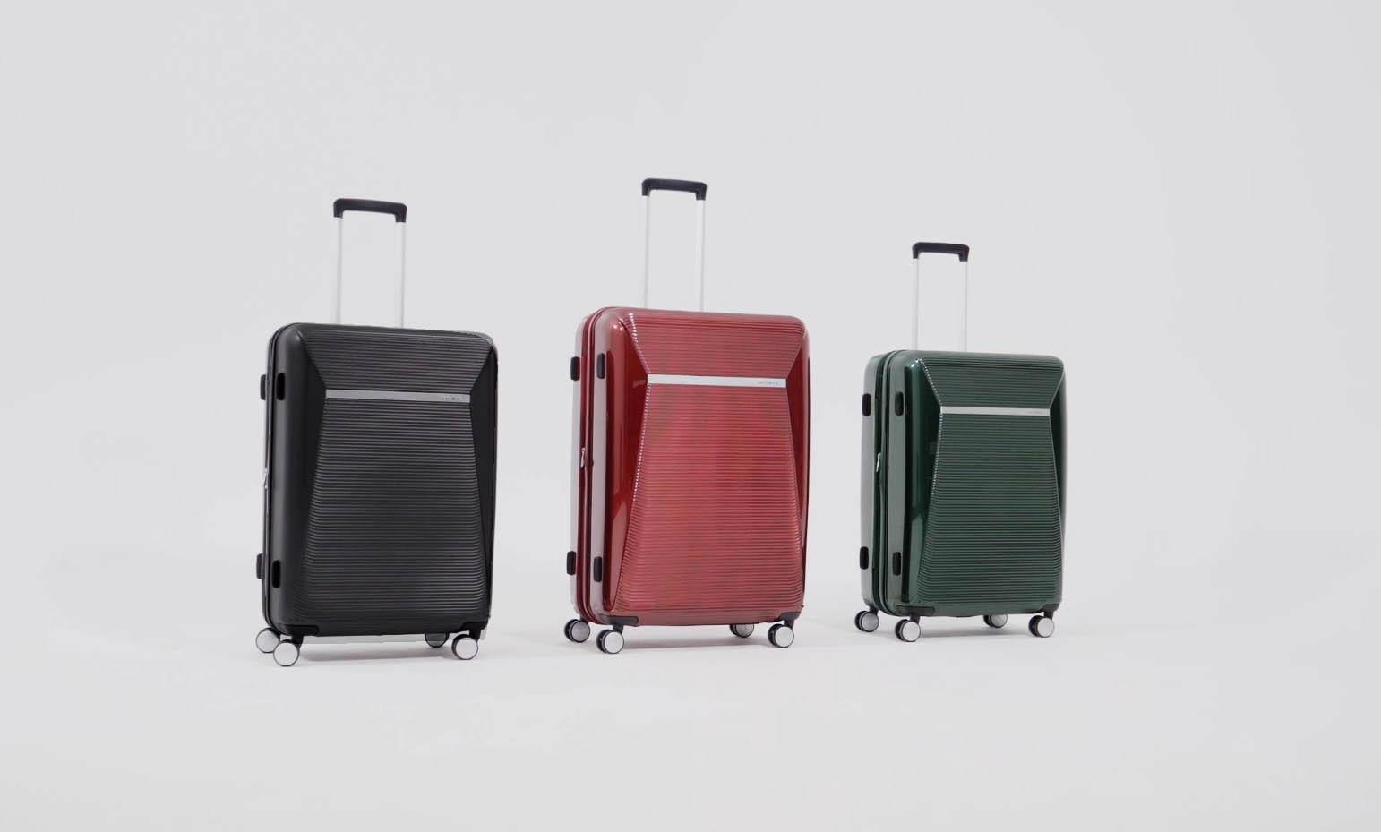 Samsonite 行李箱廣告