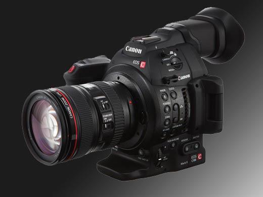 Canon EOS C100 MarkII -更多的介紹