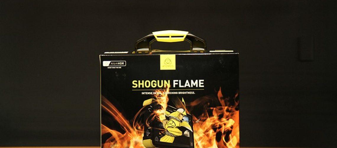 shogun flame with box