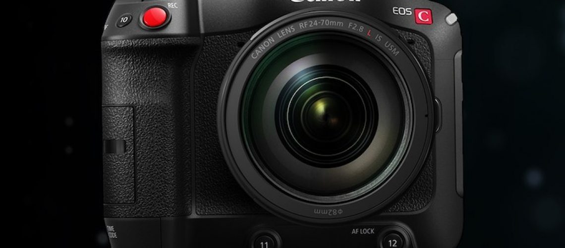 Canon-4K攝影機EOS-C70