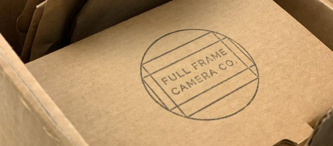 Full Frame Camera V-Mount Plate