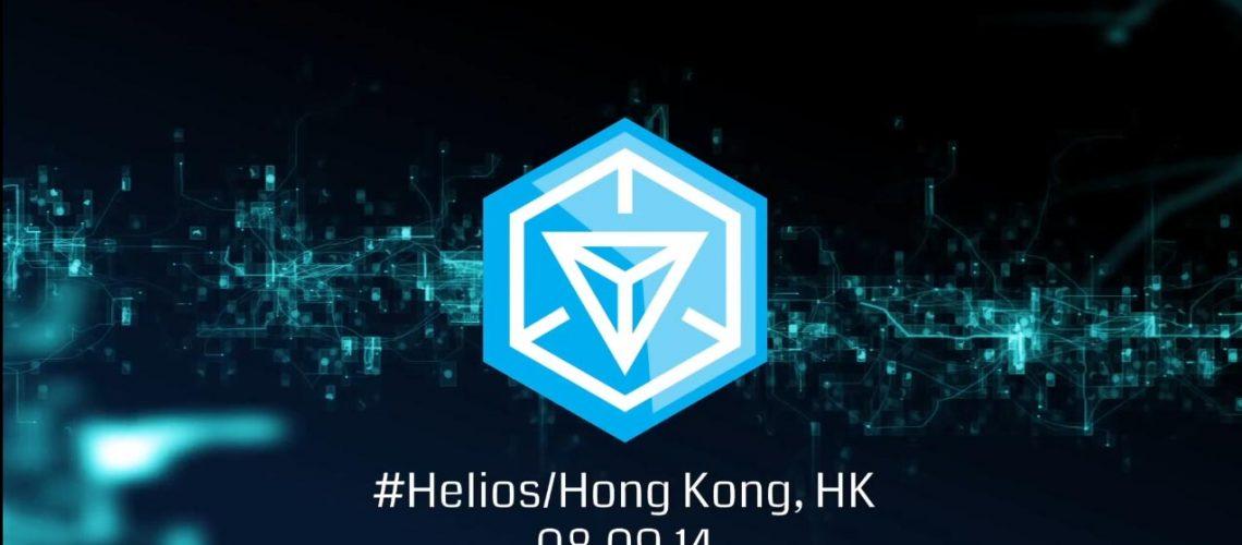 Ingress Hong Kong