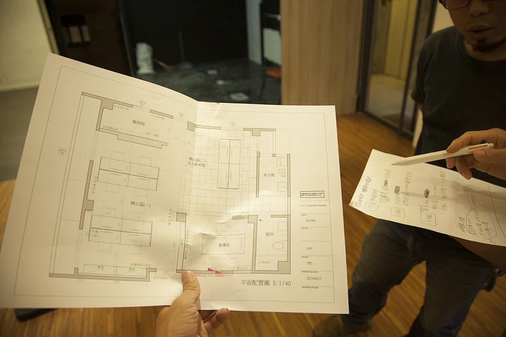 感謝室內設施阿展專業規畫空間